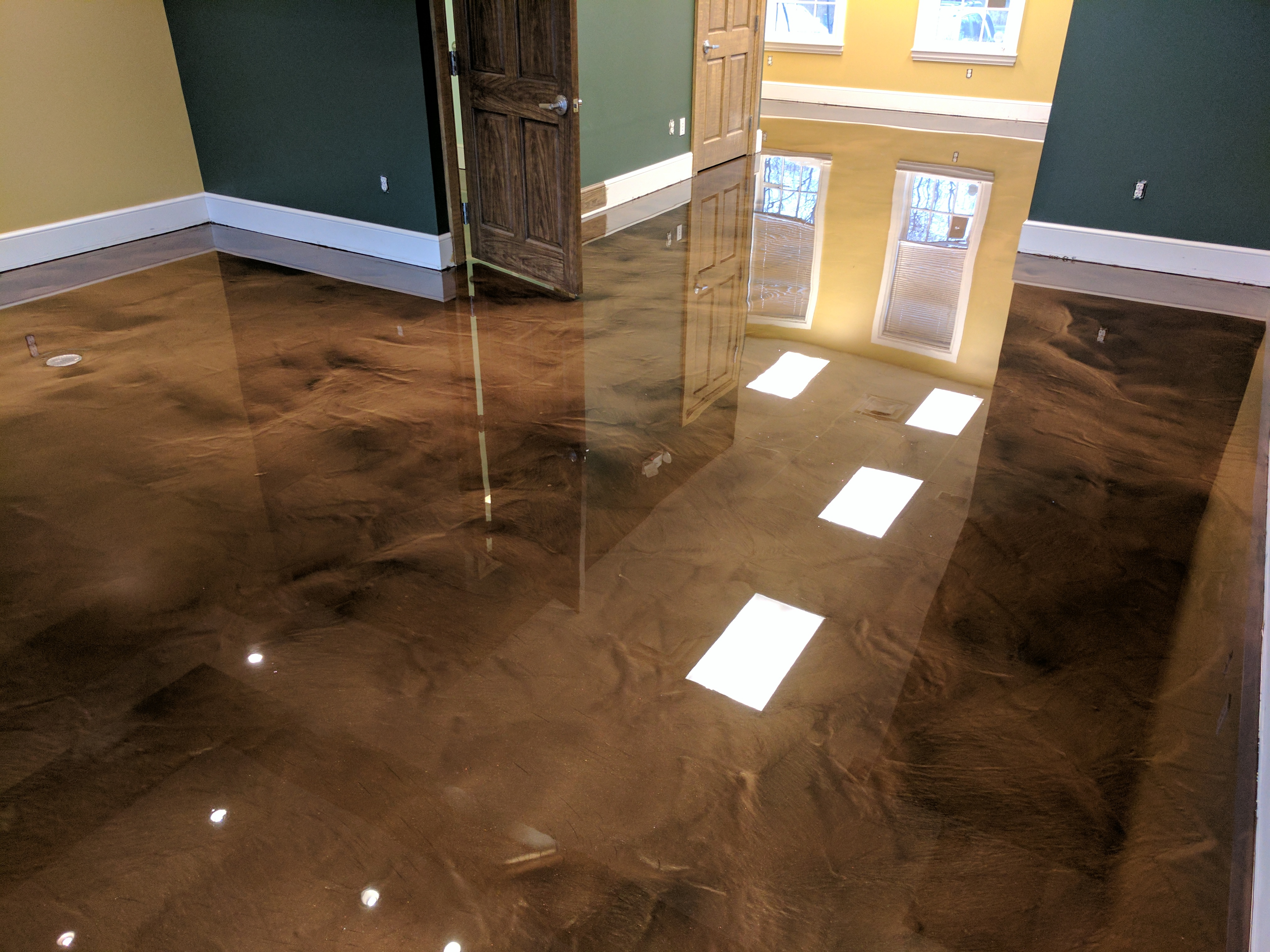 Commercial Kitchen Flooring Epoxy