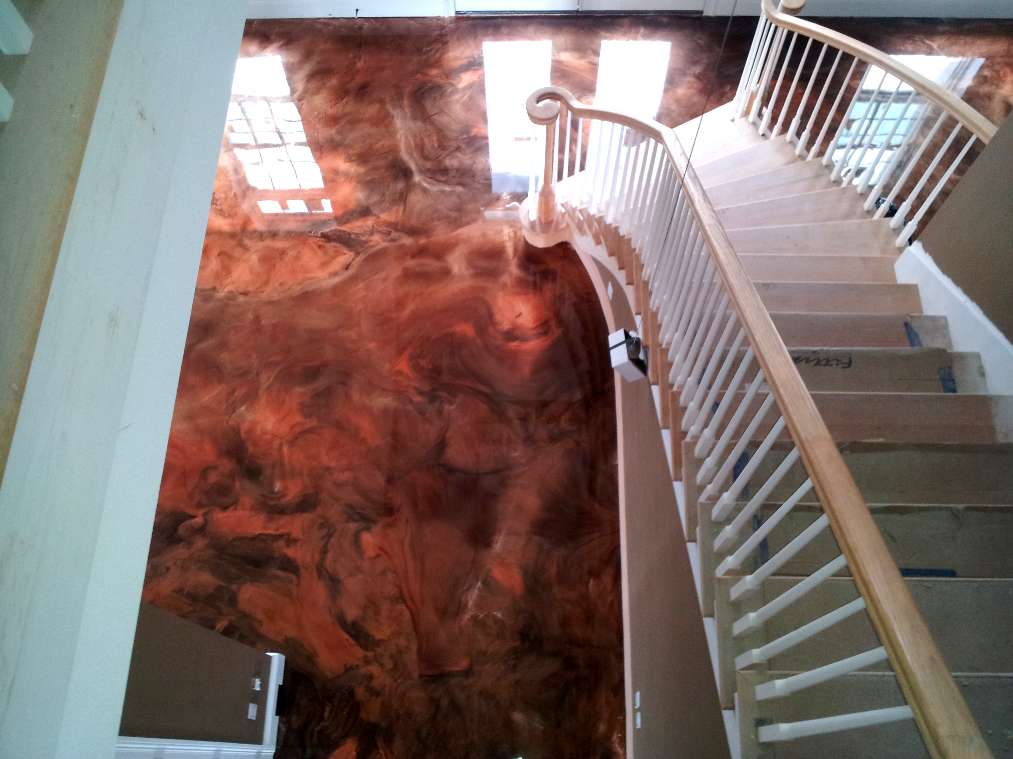 resin colledani homes epoxy flooring profit increase floor in your how can artistic for floors